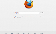 Firefox 13 Launched with a New Start Page