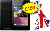 Google's Nexus 7 Tablet Priced at GBP159/GBP199 in UK