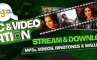 Jazba Presents Music & Video Station