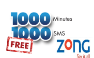 Zong Brings 4 Reconnection Offer with Free Minutes & SMS