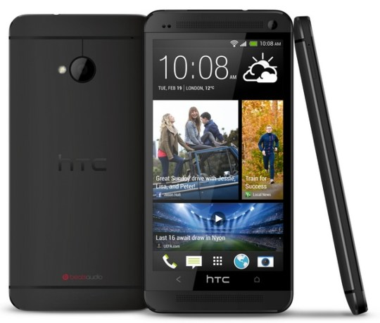HTC-One-Android-Smartphon-black