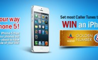 Warid Announced Caller Tunes iPhone 5 Winners