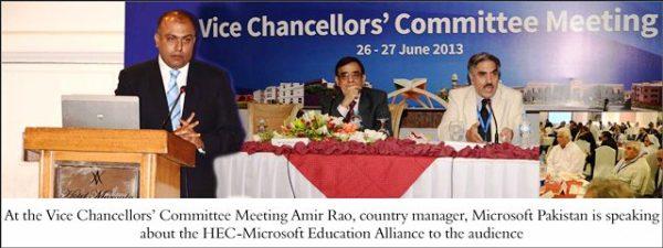 HEC-Microsoft Education Alliance-Picture Release