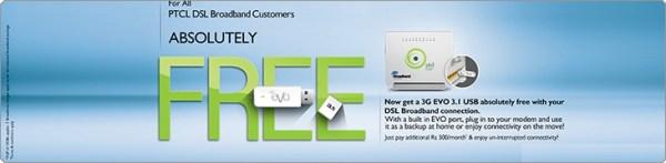 Free EVO Offer