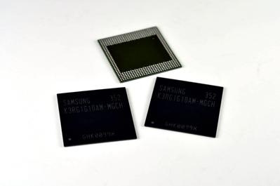 8Gb-LPDDR4