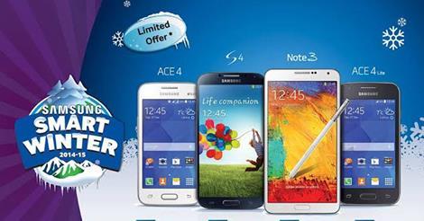 SmartWinter-Samsung