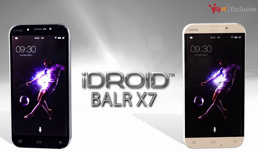 iDroidBalrX7-Yayvo