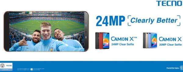 CamonXCamonXPro