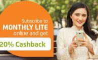 MonthlyLite-Cashback