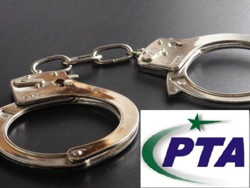 PTA-Raids