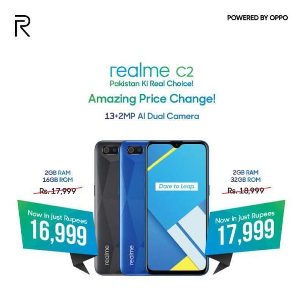 RealmeC2-Discount