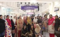 Aangan held its First Exhibition to showcase the Indigenous Handicrafts by Rural Female Artisans