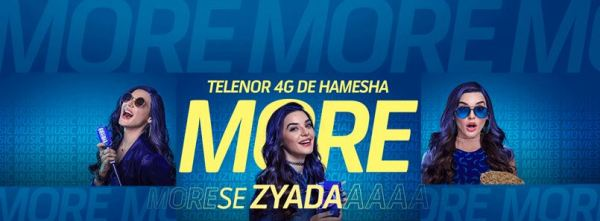 Telenor-MoreSeZyada
