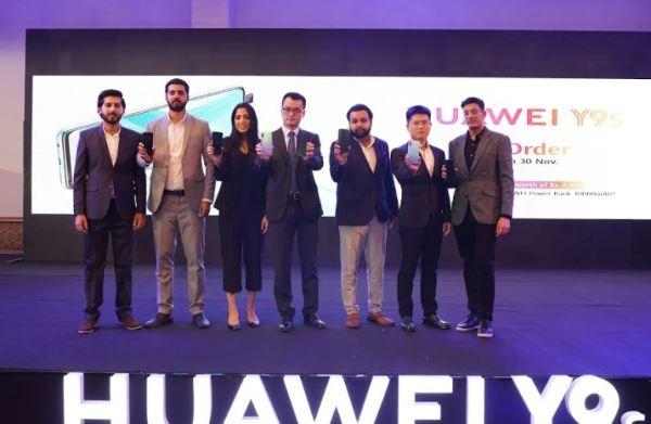 HuaweiY9s-Launch