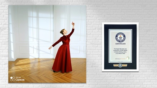 Camon15-GuinnessWorldRecord