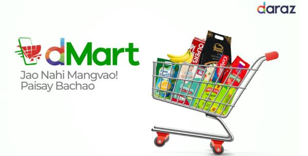 dMart-Daraz