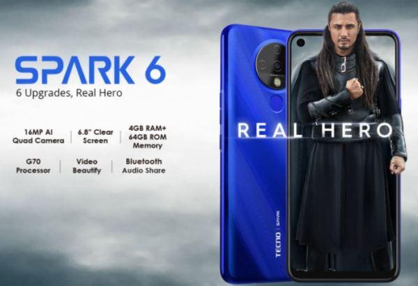 RealHeroSpark6-Launch