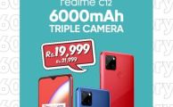 realmeC12-6000mAh