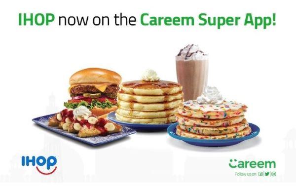 IHOP-Careem