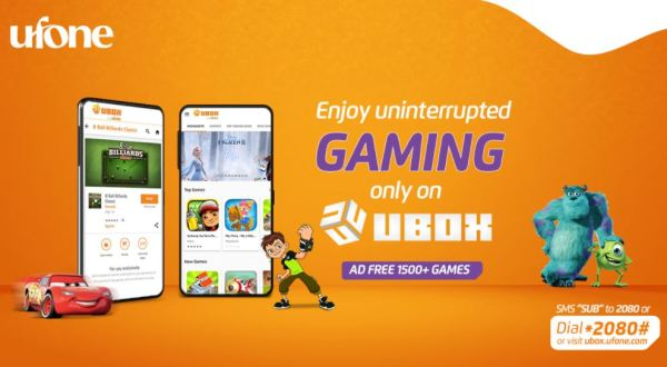 Ufone-UBox