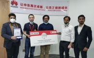 Winners-HuaweiDeveloperCompetition2020