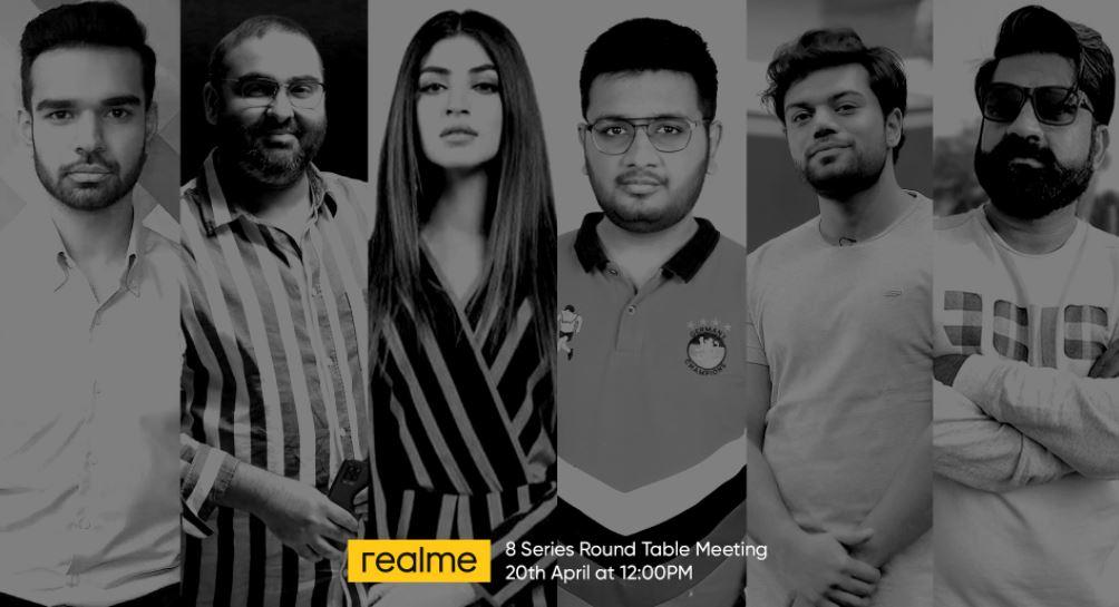 realme8Series-Launch