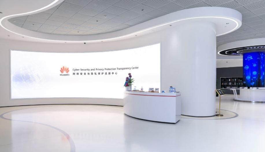 Huawei-Cyber
