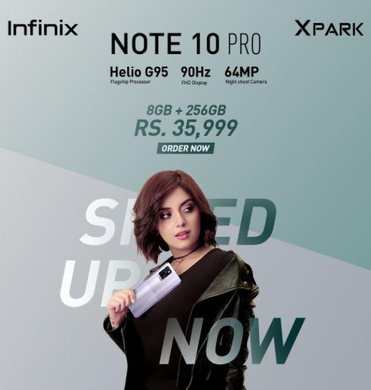 InfinixNote10Pro-256+8