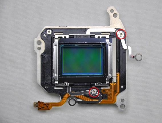 fotoğraf makinesi sensörü
