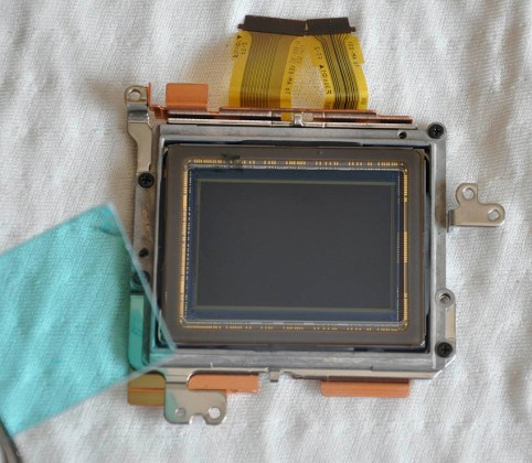 Sony A7R full frame