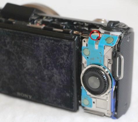 Sony Nex 5 Flex