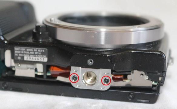 Sony Nex 5 Tripod Mount