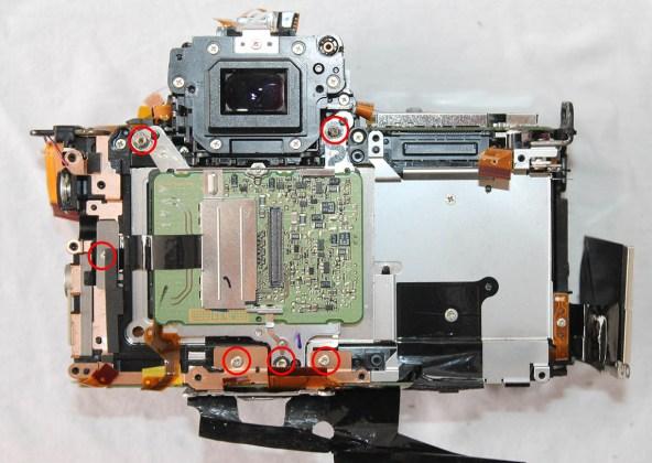 sensör bloğu tamir değişim yedek parça