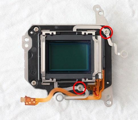 sensor replacing