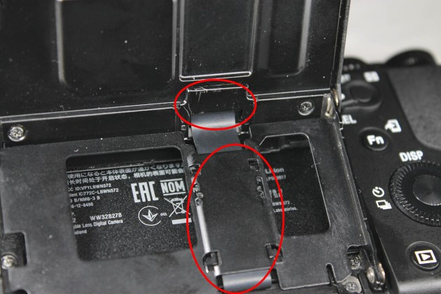 a7-ii lcd screen flex cable replacement