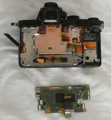a7ii mainboard pcb repair part