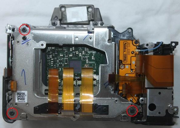 a7ii sensor repair replacement