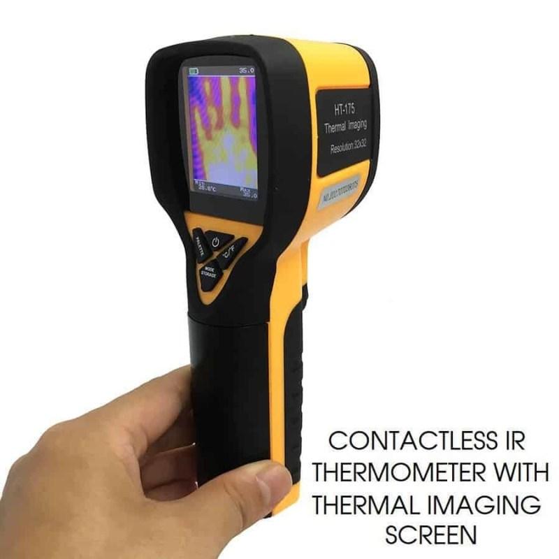 thermal imaging camera ghost hunting