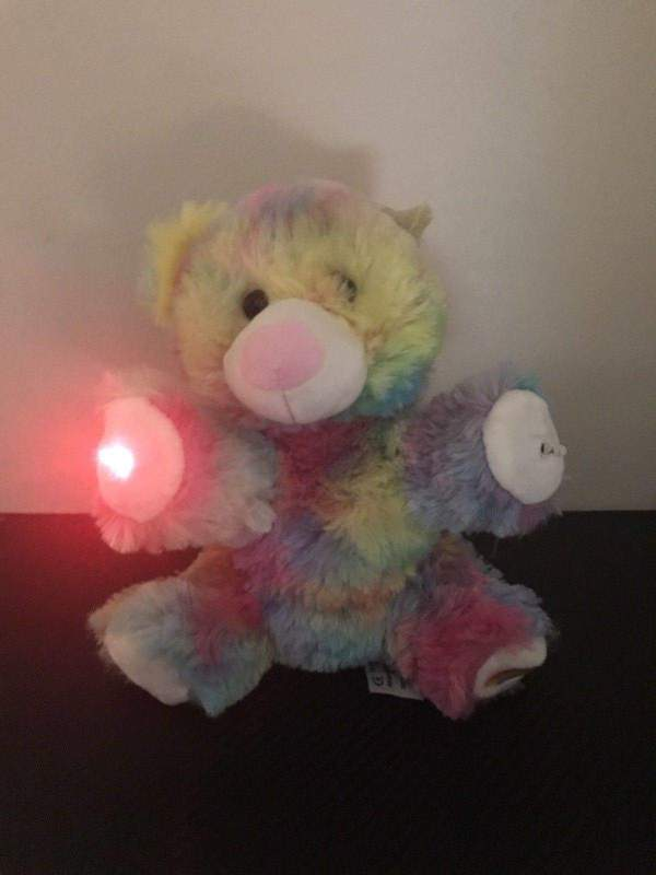 e-filed static ghost hunting bear
