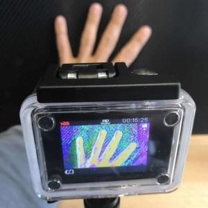 spiritual energy nev camera oldfield filter