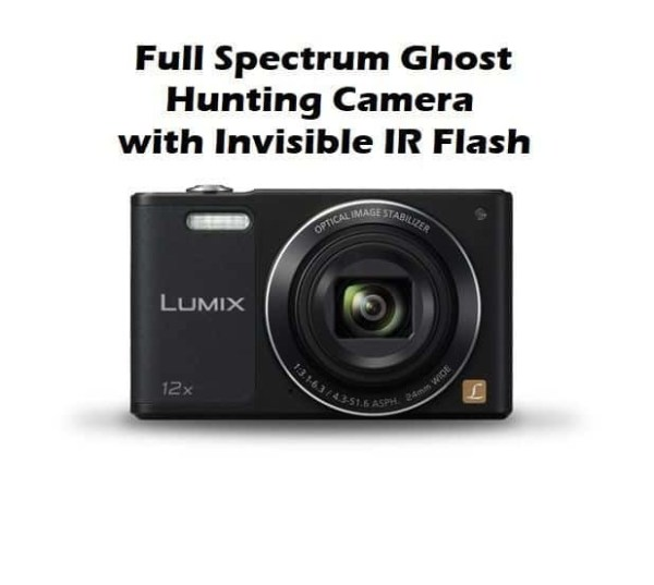 ghost hunting camera kit