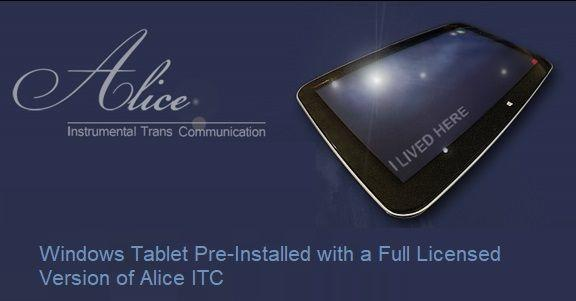Alice Box ITC Tablet License Download ovilus