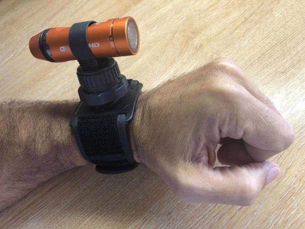 ghost hunting camera hx a1m wrist mount