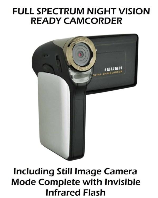 Full Spectrum Ghost Hunting Camera