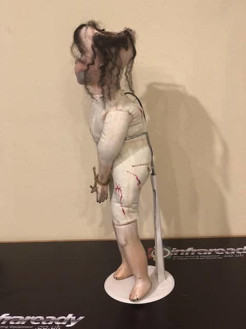 Haunted Dolls and trigger objects