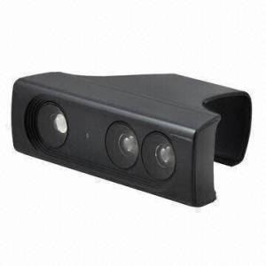 Kinect V1 Wide Angle Zoom Lens Ghost Hunting