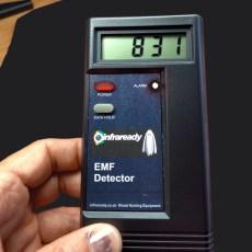 emf detector meter