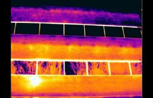 Heat loss from internal framing attachment points - Infrared Imaging Services LLC