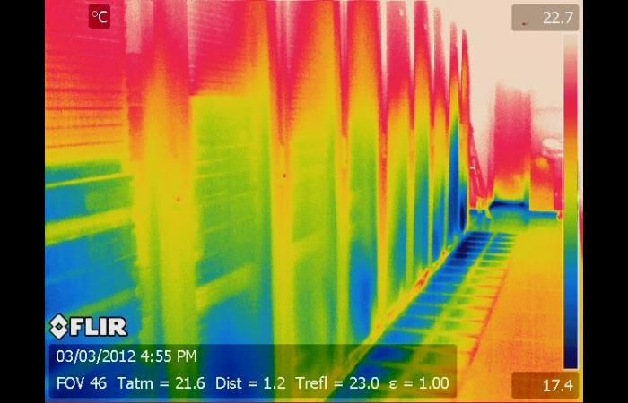 IR 0025 0 0 - Data Center Infrared Inspection