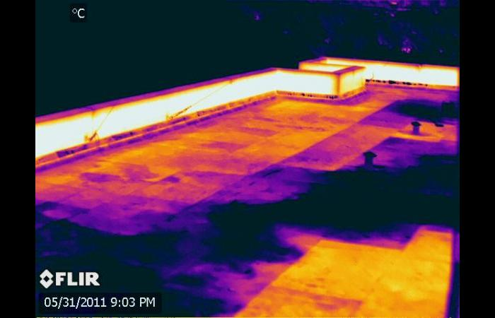 IR 0091 0 - Infrared Roof Inspection